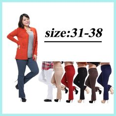 Find More Information about 2015 Funky Pants Plus Size Women Clothing Casual Flares Candy Color Elastic Long Trousers Female Ankle Length Capris13 5094,High Quality trousers men,China clothing hat Suppliers, Cheap clothing toddler from Kamy Larger-Size Home on Aliexpress.com