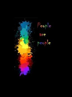 People are People by Antoni Azocar