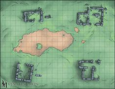 The Gray Ruins battle map, to be used in conjunction with its mirror location on the northwestern end of Isle Grayspire, or just by itself! You can grab this battle map along with a couple of others. Fantasy Map Maker, Make A Family Tree, Forest Map, Scale Map, Rpg Map, Dragon Rpg, Pathfinder Rpg, Dungeon Maps, Dungeons And Dragons Homebrew