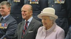 Royal flypast for Queen and Duke's 67th wedding anniversary