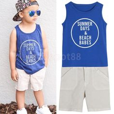 411d91a90 43 Best Baby Summer Clothes images