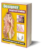 Designer Inspired Sewing: 9 Beautiful Designer Knock Off Patterns | AllFreeSewing.com