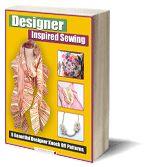 Designer Inspired Sewing: 9 Beautiful Designer Knock Off Patterns | AllFreeSewing.com