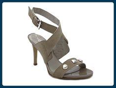 OSVALDO PERICOLI , Damen Sandalen, Braun - Taupe - Größe: 39 - Sandalen für frauen (*Partner-Link)