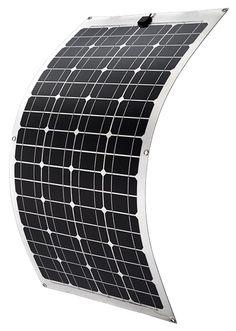 100W Flexible Solar Panel 12V