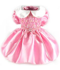 Little Rose Empire Formal Dog Dress