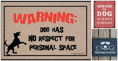 22 Beware Of Dog Signs Too Cute To Be Scary