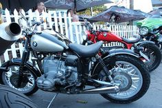 Daily Ride- BMW bobber, must be one of Freek De Villiers creations