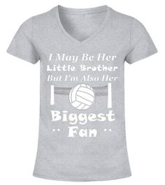 "# I May Be Her Little Brother Biggest Fan Volleyball T-Shirt .  Special Offer, not available in shops      Comes in a variety of styles and colours      Buy yours now before it is too late!      Secured payment via Visa / Mastercard / Amex / PayPal      How to place an order            Choose the model from the drop-down menu      Click on ""Buy it now""      Choose the size and the quantity      Add your delivery address and bank details      And that's it!      Tags: I May Be Her Little…"