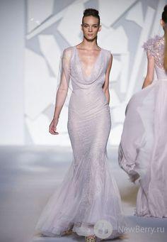 Abed Mahfouz Haute Couture осень-зима 2012-2013