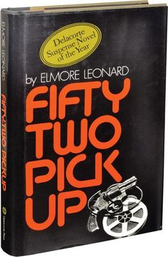 On August the literary world lost a great American crime fiction writer: Elmore Leonard passed away at the age of We pay tribute to his talents. Elmore Leonard, Life Sentence, American Crime, Crime Fiction, Paperback Books, Sentences, Novels, Reading, Hardboiled