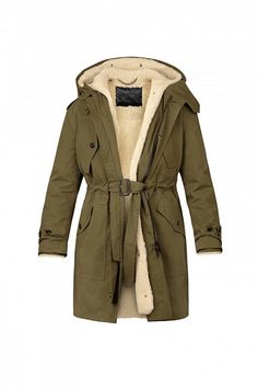 Selectism - Burberry Prorsum Shearling Coats for Autumn/Winter 2010