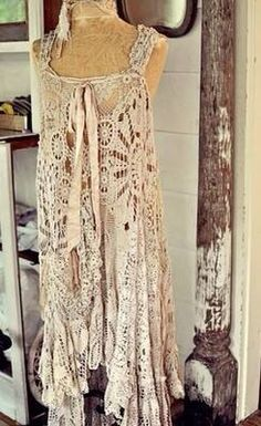 Lacey boho top