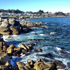 Lovers Point Park & Beach in Pacific Grove, CA