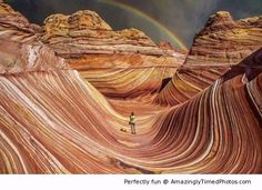 Petrified Sand Dunes, Utah – An amazing sight to see and one of the amazing wonders rock formations can be.