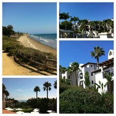 Sunny Santa Barbara! #CJU2012
