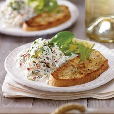 This crab salad recipe is bursting with zesty flavours of chilli and lime, serve it with ciabatta toast for the perfect midweek meal.