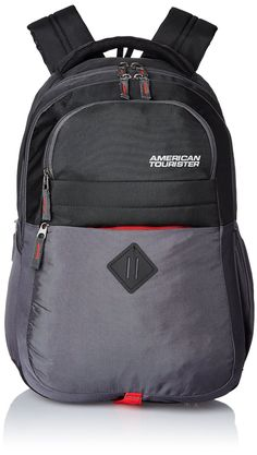 2c6234627e American Tourister Encarta Black Laptop Backpack (Encarta 06 8901836132991)  Laptops For College Students