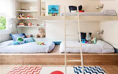 Les lits superposés…   Moltodeco