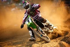 Ryan Villopoto - Anaheim II Supercross