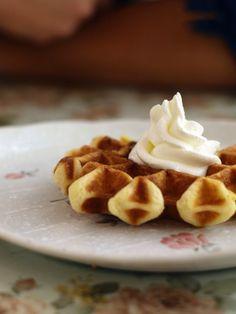 #Waffle #格仔餅
