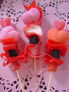 My Candy Kabobs