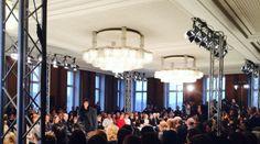 Mercedes Benz Fashion Week Berlin 2014: Salonshow im Greenshowroom | Juliane Schmidt