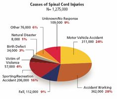 Causes of Spinal Cord Injuries