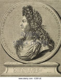 Louis Xiv King France 1638 1715 Stock Photos & Louis Xiv King France ...