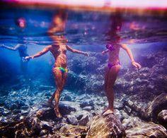 Hacer fotos bajo el agua ya no es tan difícil. Hay cámaras subacuáticas muy accesibles!