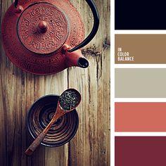 Цветовая палитра №2064 color