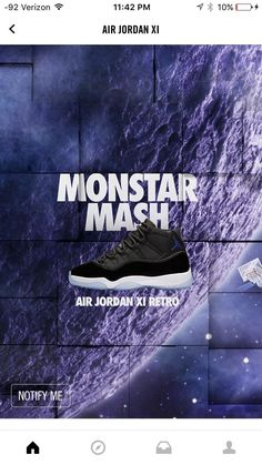 e910cd4288ca27 Are these the Space Jam 11s  Nike Air Jordan 11