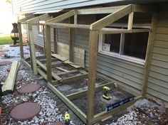 The construction. Catio, Fur Babies, Construction, Building