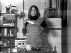 Martha Rosler, Semiotics of the Kitchen (1975). Mildred Lane Kemper Art Museum at Washington University in St. Louis.