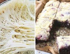 Makovo-jablková rýchlovka - Receptik.sk Thing 1, Kiwi, Cabbage, Ale, Vegetables, Food, Meal, Eten, Ales