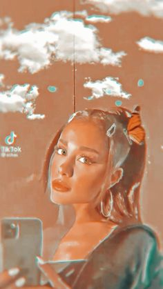 #arianagrande Ariana Grande Background, Ariana Grande Gif, Ariana Grande Photos, Rare Videos, Best Funny Videos, Aesthetic Movies, Aesthetic Videos, Video Filter, Adriana Grande
