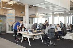 Airbnb's Kooky New HQ Is the Envy of Silicon Valley | Wired Design | Wired.com