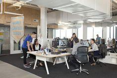 Airbnbの創造的な新オフィス:ギャラリー « WIRED.jp