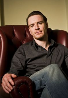 michael fassbender. the chair includes him right?