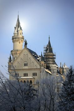 "Germany - Castle ""Neuschwanstein"