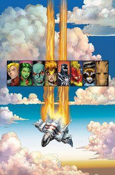 Guardians Team Up