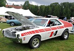 1968 AMC AMX | Muscle Car Monday: 1968 AMC AMX (31 HQ Photos) - Don't mess with auto brokers or sloppy open transporters. Start a life long relationship with your own private exotic enclosed transporter. http://LGMSports.com or Call 1-714-620-5472 today