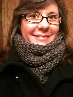 Creative Parenting: Love to Loom - Easy Cowl Pattern