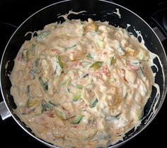Sajtszószos rakott cukkini recept Breakfast At Tiffanys, Veggie Recipes, Potato Salad, Mashed Potatoes, Salads, Paleo, Food And Drink, Veggies, Rice