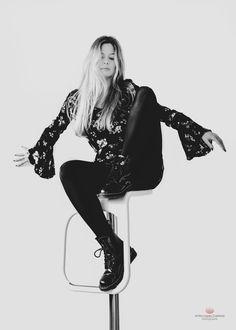 Photographer: Anita Lopez Carreras ⎜Model: Christelle Bichet ⎜ Shot @ Le Studyo K, Switzerland - 2020 Beauty Shoot, Black And White Portraits, Switzerland, Fashion Beauty, Model, Racing, Models, Template