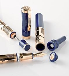 Ulysse Nardin Visconti Limited Edition Fountain Pen
