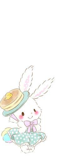 ♥ Be Positive ♥ Cute Animal Drawings, Cartoon Drawings, Cute Drawings, Kawaii Wallpaper, Iphone Wallpaper, Pokemon Show, Bunny Bags, Cute Chibi, Cute Unicorn