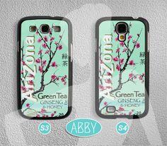 Arizona Green Tea  Samsung Galaxy S4 case Samsung by AbbyStore, $9.99