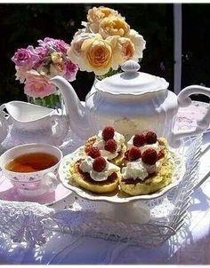 ♥ lovely tea