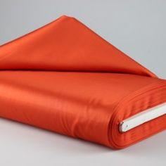 Soft stretch satin orange Stretch Satin, Continental Wallet, Orange